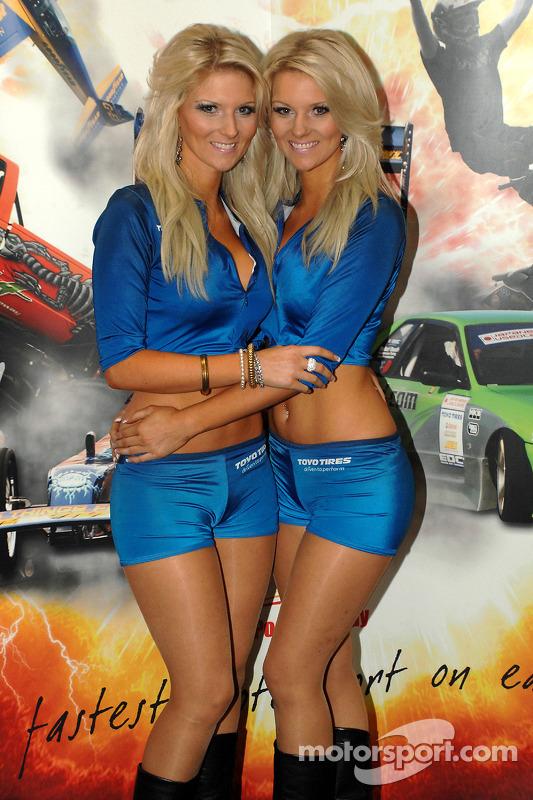 Hotesses Toyo Tyres