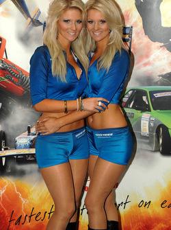 Toyo Tyres Promo Girls