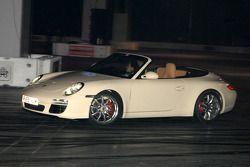 Porsche 911 conduite par Vicki Butler-Henderson