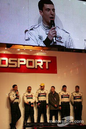 Les finalistes du McLaren Autosport Award