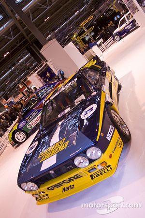 World Rally Championship Display