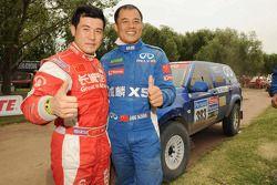 Yong Zhou en Jiang Yaohuan