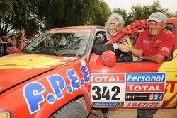 Jean-Pierre Strugo and Andre Dessoude