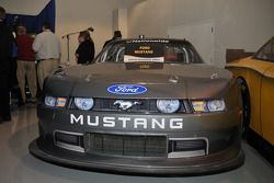 New Nationwide Series car, a Mustang