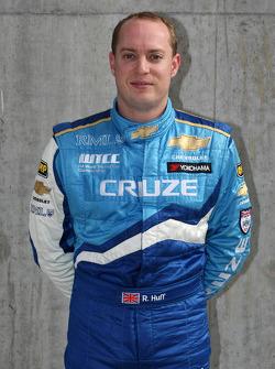 Robert Huff, Chevrolet Cruze, Chevrolet