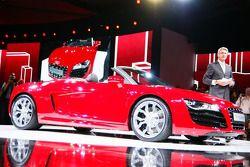 The new Audi R8 E Tron