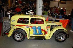 Kenny Van Wickle's Legends auto