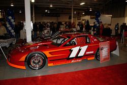#11 Street Stock driven by Carl Thomas, 2009 Wall Stadium kampioen