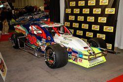 Een NASCAR Whelan Modified. De racen over de gehele oostkust
