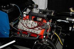 Bobby Abel bouwde zijn Ford voor Wolford's auto.