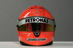 Casco de Michael Schumacher
