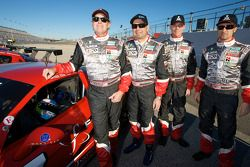 #07 Godstone Ranch Motorsports/Team MBR Corvette: John McCutchen, Davy Jones, Scott Russell en Paul