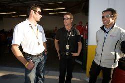 Max Papis, Scott Pruett et Calvin Fish