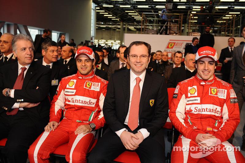 Ferrari 2010-2013: Stefano Domenicali