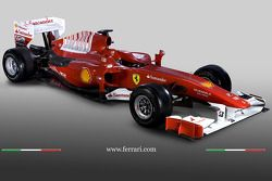 El nuevo Ferrari F10