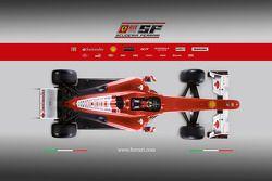 The new Ferrari F10
