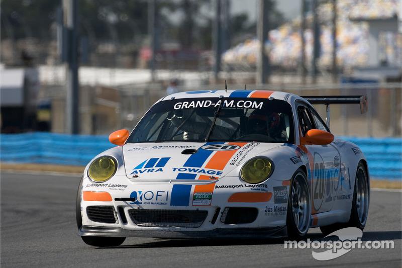 #20 Matt Connolly Motorsports Porsche GT3: Christophe Lapierre, Jos Menten, Markus Palttala, Oskar Slingerlet