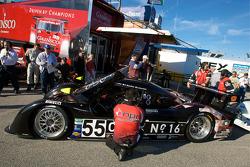 #55 Crown Royal/NPN Racing BMW Riley: Christophe Bouchut, Sébastien Bourdais, Emmanuel Collard, Sasc