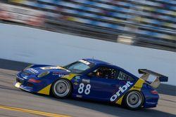 #88 Orbit Racing Porsche GT3: John Baker, Guy Cosmo, Johnny Mowlem, Tom Papadopoulos, Lance Willsey