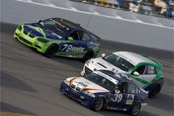 #79 Kinetic Motorsports BMW M3 Coupe: Chris Hall, Chris Prusinski, #27 Freedom Autosport Mazda Speed