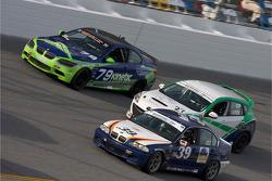 #79 Kinetic Motorsports BMW M3 Coupe: Chris Hall, Chris Prusinski, #27 Freedom Autosport Mazda Speed