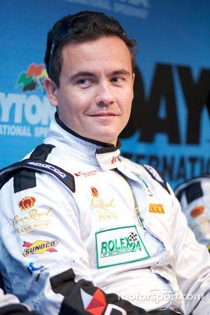 Conférence de presse NPN Racing: Sascha Maassen