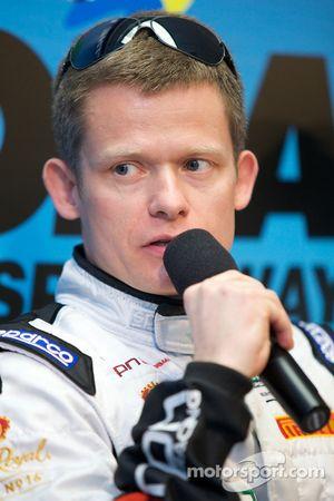 Conférence de presse NPN Racing: Emmanuel Collard