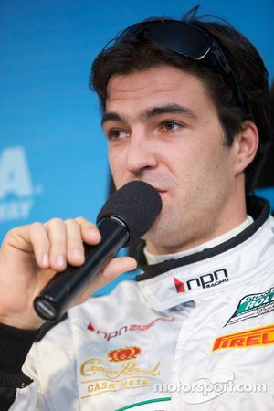 Conférence de presse NPN Racing: Lucas Luhr