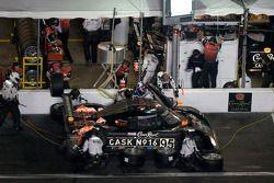 Pitstop #95 Crown Royal/NPN Racing BMW Riley: Christophe Bouchut, Ryan Hunter-Reay, Lucas Luhr, Scot