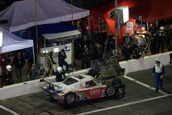 Pitstop #7 Starworks Motorsport BMW Riley: Mike Forest, Bill Lester, Dion von Moltke