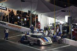 Pitstop #59 Brumos Racing Porsche Riley: David Donohue, Hurley Haywood, Darren Law, Butch Leitzinger