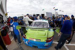 Fanactiviteit bij Autometrics Motorsports