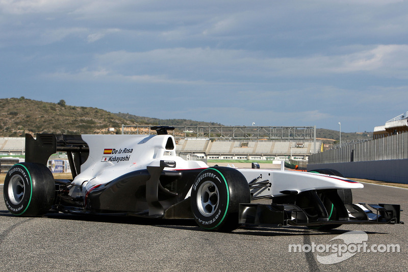2010: BMW Sauber C29