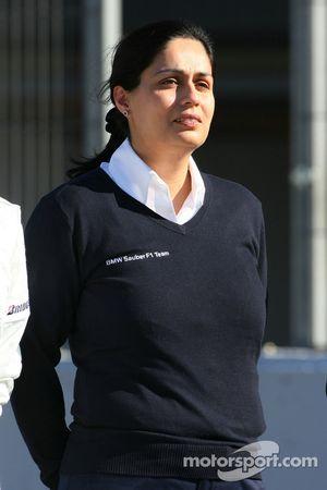Monisha Kaltenborn, Sauber-Geschäftsführerin