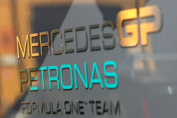 Mercedes GP atmosfer