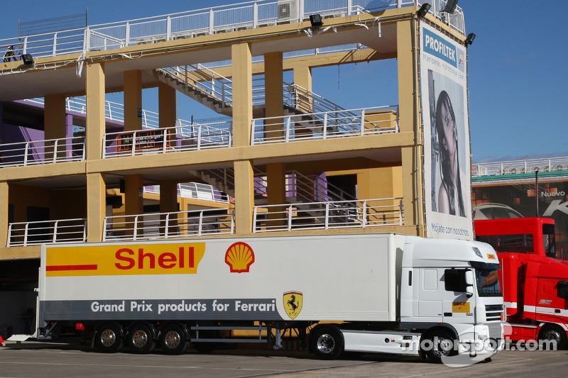 Shell tırı