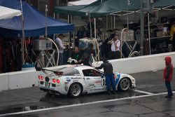 #19 Matt Connolly Motorsports Corvette: Sean Breslin, Sean Paul Breslin, Ricardo Romagnoli, Diego Ro