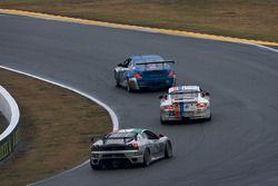 #32 Corsa Team PR1 BMW M6: Rob Finlay, Max Hyatt, Thomas Merrill, Jeff Westphal, #20 Matt Connolly M