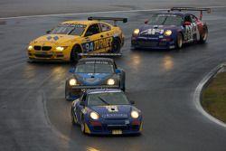 #88 Orbit Racing Porsche GT3: John Baker, Guy Cosmo, Johnny Mowlem, Tom Papadopoulos, Lance Willsey,