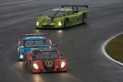 #77 Doran Racing Ford Dallara: Memo Gidley, Fabrizio Gollin, Brad Jaeger, Derek Johnston, #01 Chip G