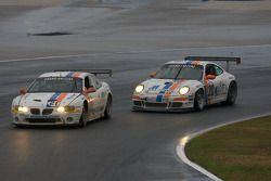 #21 Matt Connolly Motorsports Pontiac GTO.R: Mauro Casedei, Gabrio Rosa, #20 Matt Connolly Motorspor
