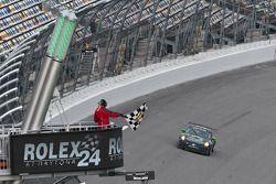 #23 Alex Job Racing Porsche GT3: Jack Baldwin, Claudio Burtin, Dominik Farnbacher, Mitch Pagerey, Ma