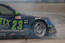 Spin voor #23 Alex Job Racing Porsche GT3: Jack Baldwin, Claudio Burtin, Dominik Farnbacher, Mitch P