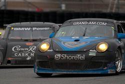 #67 TRG/ Flying Lizard Motorsports Porsche GT3: Jorg Bergmeister, Patrick Long, Seth Neiman, Johanne