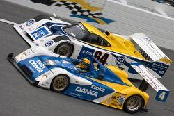 Riley & Scott Mk III et Intrepid Chevrolet GTP