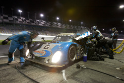Pitstop #6 Michael Shank Racing Ford Riley: A.J. Allmendinger, Brian Frisselle, Mark Patterson, Mich