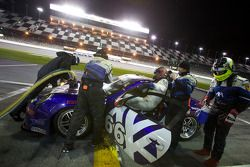 Pitstop #66 TRG Porsche GT3: Ted Ballou, Kelly Collins, Patrick Flanagan, Wolf Henzler, Andy Lally