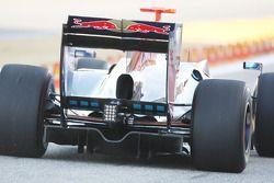 Scuderia Toro Rosso, rear, detay