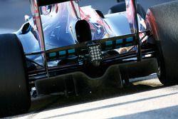 Scuderia Toro Rosso diffusor