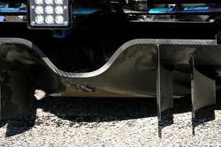 Scuderia Toro Rosso diffusor detay